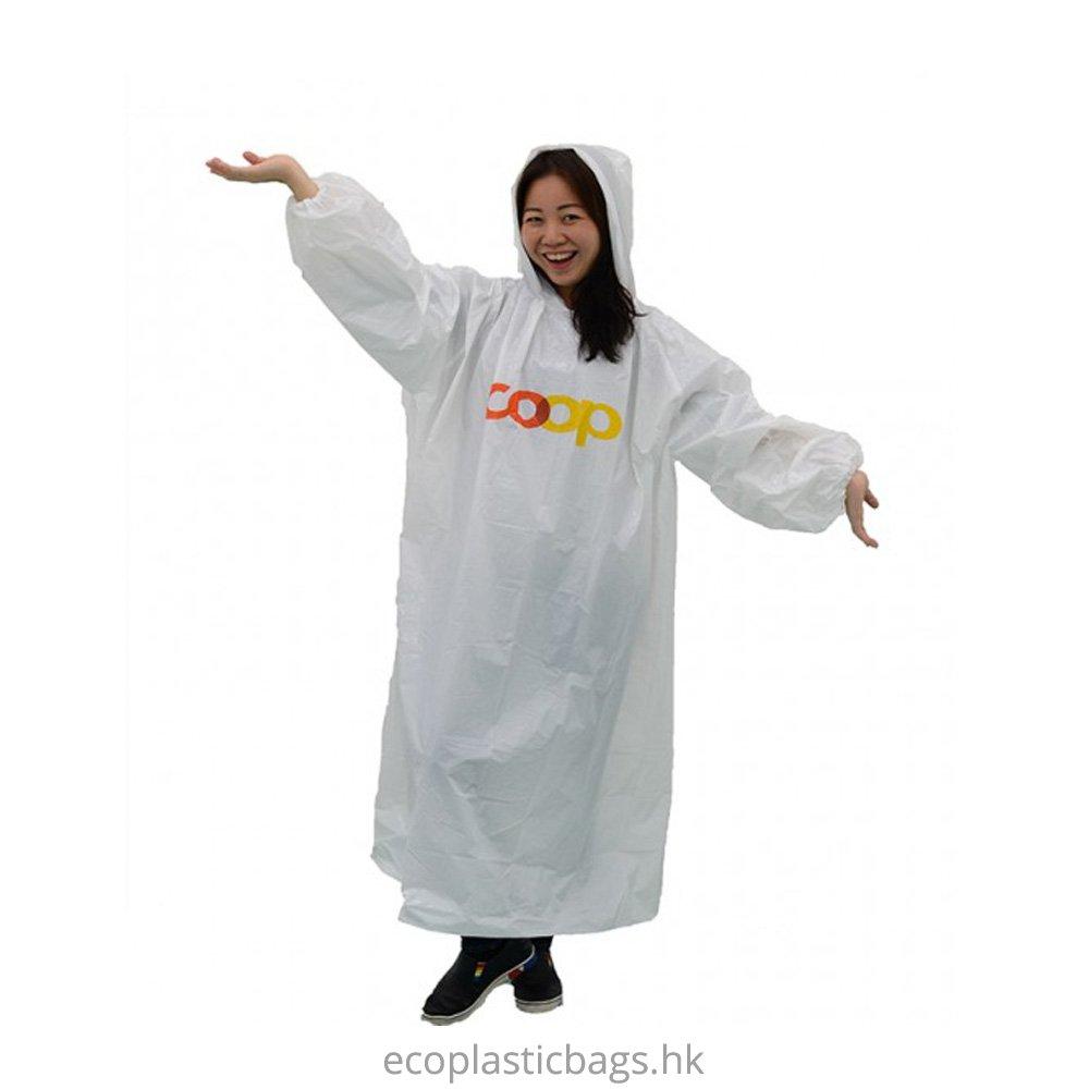 一次性PE便利雨衣