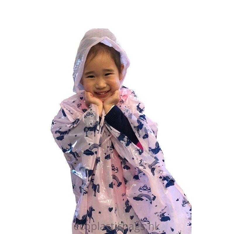 一次性兒童雨衣雨蓬