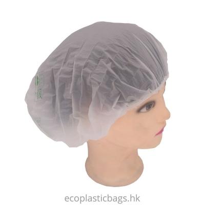 生物可分解澱粉塑膠沖涼帽