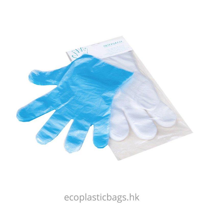 獨立包裝的一次性PE手套批發廠家