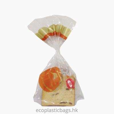 OEM Biodegradable掛孔麵包袋批發