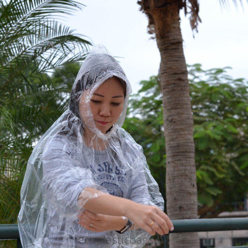 個性化雨衣