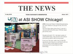 UPM at ASI SHOW Chicago!